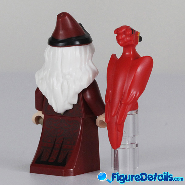 Lego Albus Dumbledore Minifigure Review - Lego Collectible Minifigures Harry Potter Series 2 5