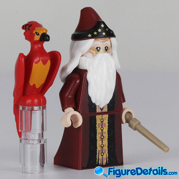 Lego Albus Dumbledore Minifigure Review - Lego Collectible Minifigures Harry Potter Series 2 6