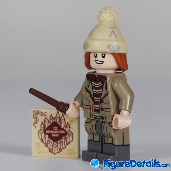 Lego George Weasley Minifigure with laugh face Review - Lego Collectible Minifigures Harry Potter Series 2 3