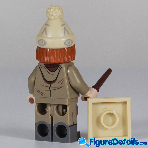Lego George Weasley Minifigure with laugh face Review - Lego Collectible Minifigures Harry Potter Series 2 5