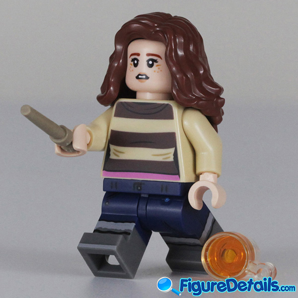 Lego Hermione Granger with startled face Minifigure Review - Lego Collectible Minifigures Harry Potter Series 2 3