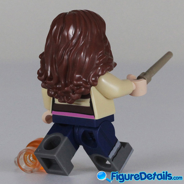 Lego Hermione Granger with startled face Minifigure Review - Lego Collectible Minifigures Harry Potter Series 2 5