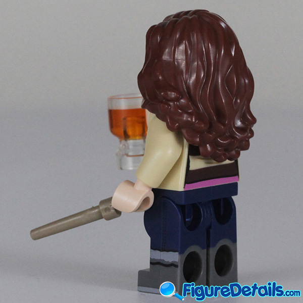 Lego Hermione Granger Minifigure Review - Lego Collectible Minifigures Harry Potter Series 2 4