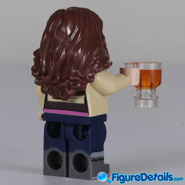 Lego Hermione Granger Minifigure Review - Lego Collectible Minifigures Harry Potter Series 2 5