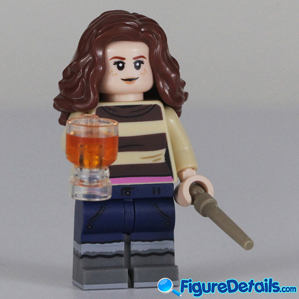 Lego Hermione Granger Minifigure Review - Lego Collectible Minifigures Harry Potter Series 2 6