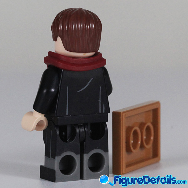 Lego James Potter Minifigure with smile face Review - Lego Collectible Minifigures Harry Potter Series 2 4