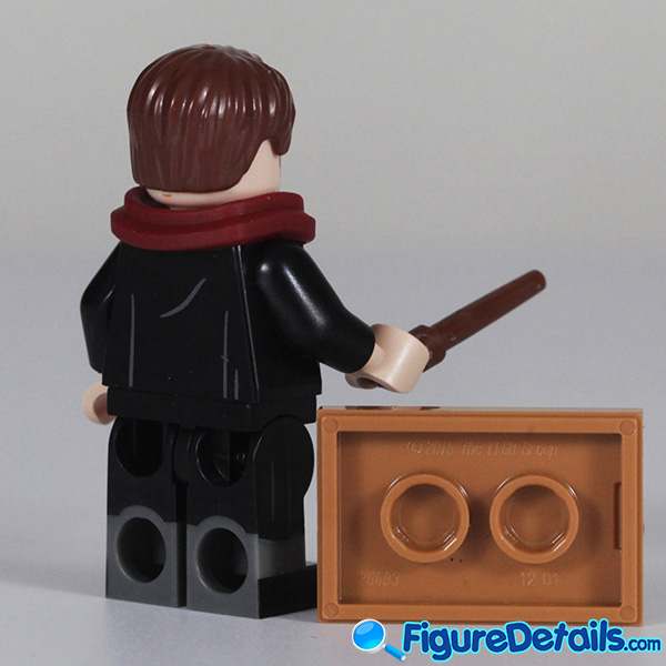 Lego James Potter Minifigure with smile face Review - Lego Collectible Minifigures Harry Potter Series 2 5