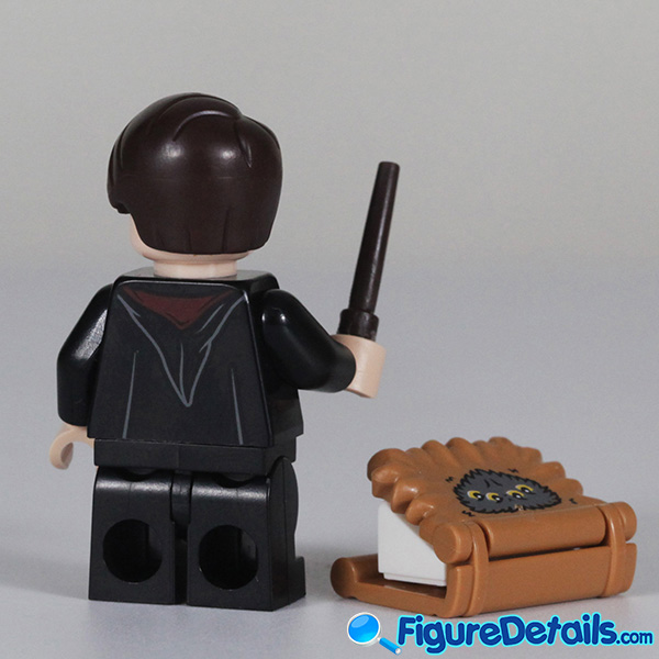 Lego Neville Longbottom Minifigure with frown face Review - Lego Collectible Minifigures Harry Potter Series 2 5