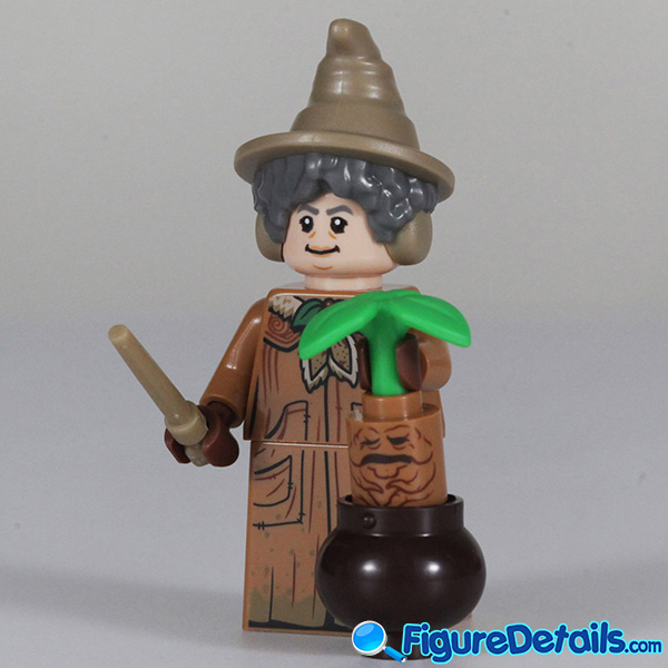 Lego Professor Sprout Minifigure Review - Lego Collectible Minifigures Harry Potter Series 2 - 71028 3