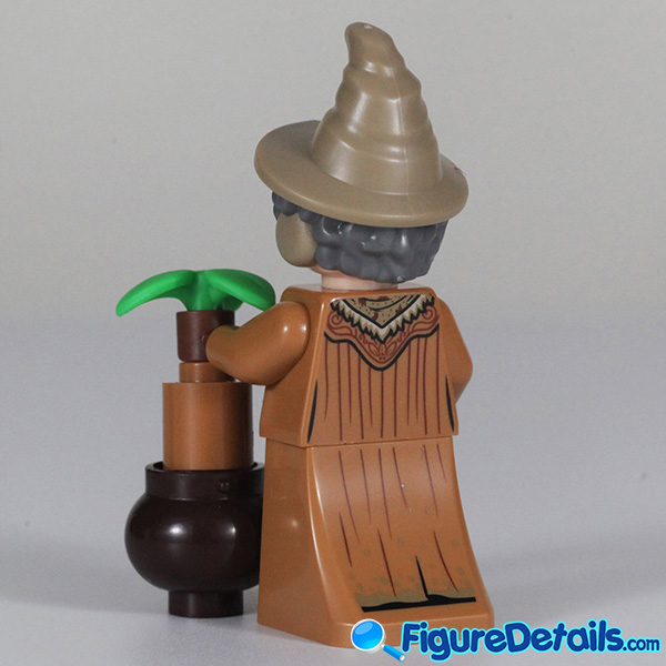 Lego Professor Sprout Minifigure Review - Lego Collectible Minifigures Harry Potter Series 2 - 71028 4