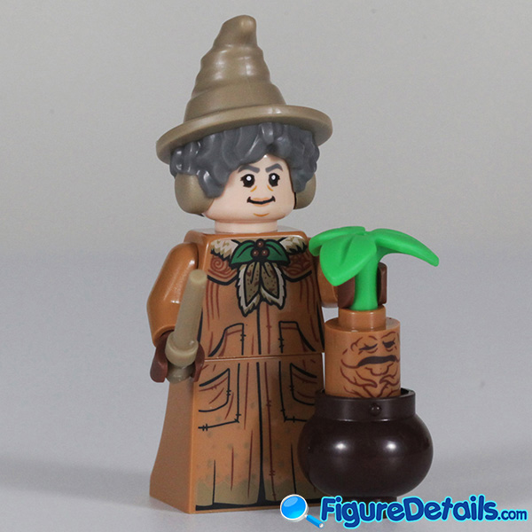 Lego Professor Sprout Minifigure Review - Lego Collectible Minifigures Harry Potter Series 2 - 71028 6