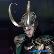 Loki - Tom Hiddleston - The Avengers - Hot Toys