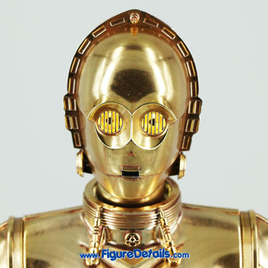 Star Wars Medicom C3PO Head Sculpt