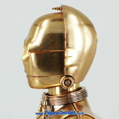 Star Wars Medicom C3PO Head Sculpt 3