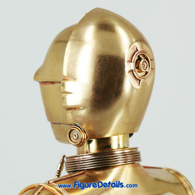 Star Wars Medicom C3PO Head Sculpt 4
