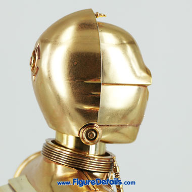 Star Wars Medicom C3PO Head Sculpt 6