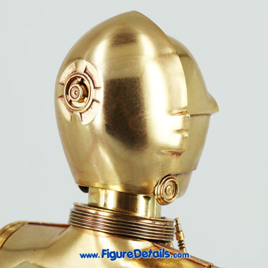 Star Wars Medicom C3PO Head Sculpt 7