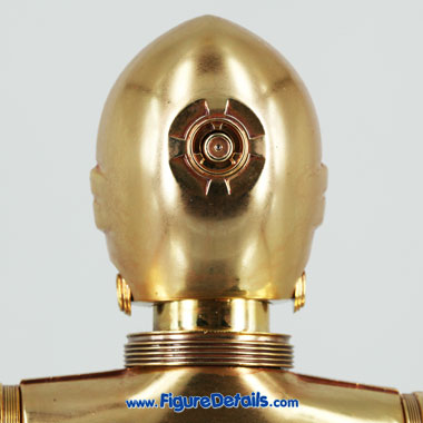 Star Wars Medicom C3PO Head Sculpt 8