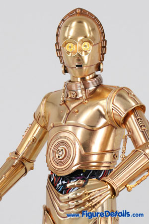 Medicom Toy RAH Star War C3PO Action Figure