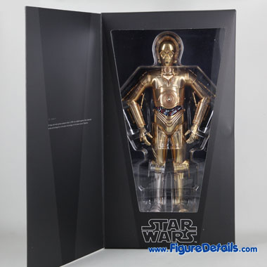 Medicom Toy RAH C3PO Packing