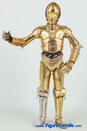 Star Wars Medicom C3PO Action Figure Review