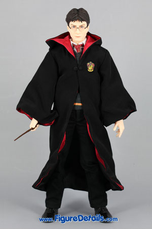 Harry Potter Gryffindor House Robe Magic Wand 4