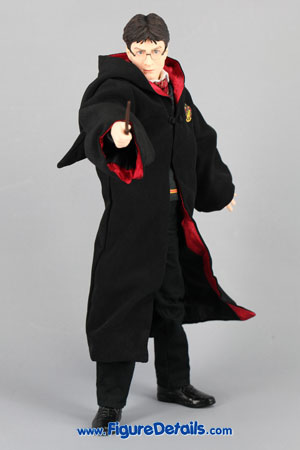 Harry Potter Gryffindor House Robe Magic Wand 6