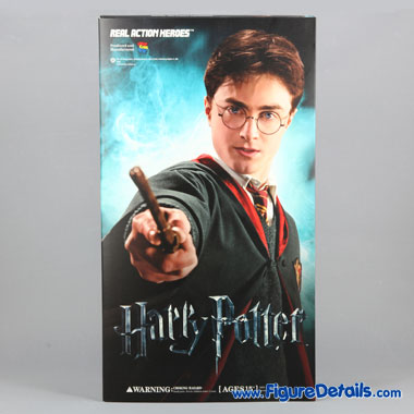 Harry Potter Action Figure Review Medicom Toy RAH