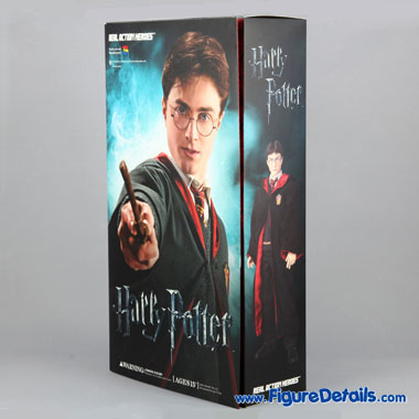 Medicom Toy RAH Harry Potter Action Figure Packing