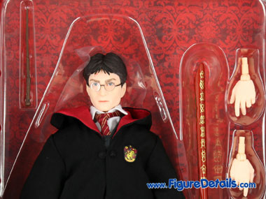 Harry Potter Packing Close Up 4