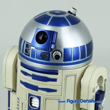 Medicom Toy R2D2 LED light Up Feature