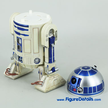 Medicom Toy R2D2 LED light Up Feature 2