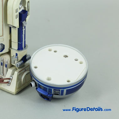 Medicom Toy R2D2 LED light Up Feature 3