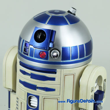Medicom Toy R2D2 LED light Up Feature 5