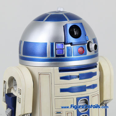 Medicom Toy R2D2 LED light Up Feature 6