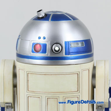 Medicom Toy R2D2 LED light Up Feature 7