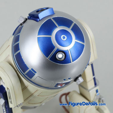 Medicom Toy R2D2 LED light Up Feature 8