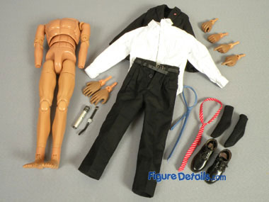 Barack Obama US President 12 inch action figure Accessories