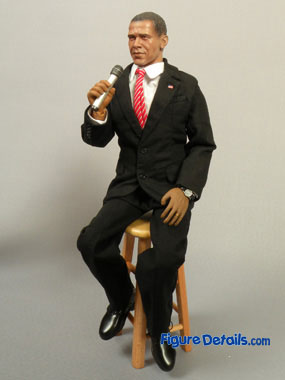 Obama action figure reviews 2
