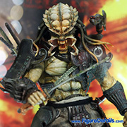 Samurai Predator Hot Toys AVP Action Figure