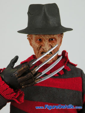 Sideshow Freddy Krueger action figure reviews 4