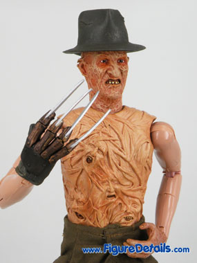 Sideshow Freddy Krueger action figure reviews 8