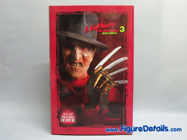 Freddy Krueger Sideshow Action Figure - A Nightmare on ELM Street