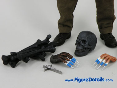 Sideshow Freddy Krueger action figure accessories 1