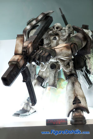 ThreeA x Bandai Exclusive ZAKU Inspiration Model Figure