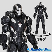 War Machine Mark IV -  Avengers Infinity War - Hot Toys